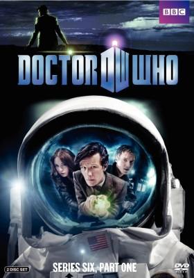 Doctor Who series six dvd