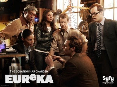 Eureka canceled season six