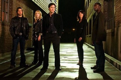 Leverage season five