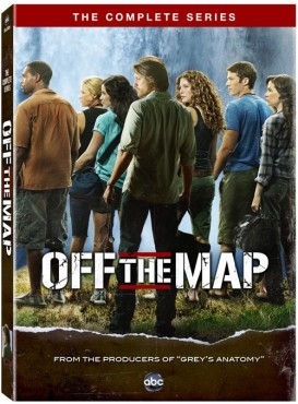Off the Map canceled on DVD