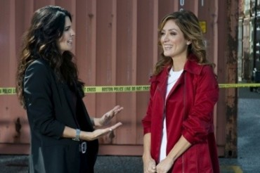 Rizzolli and Isles season three