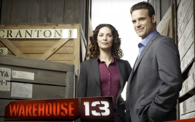 warehouse 13 season four