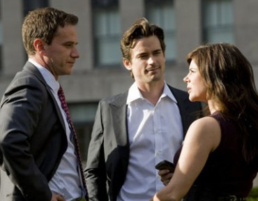 White Collar season four