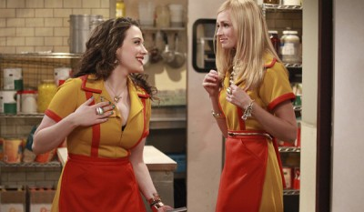 2 Broke Girls Tv show