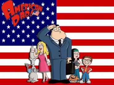 American Dad ratings