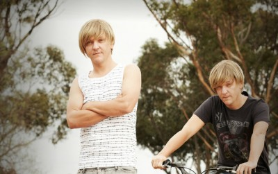 Angry Boys premiere