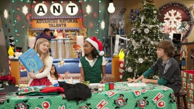 ANT Farm renewed for season two
