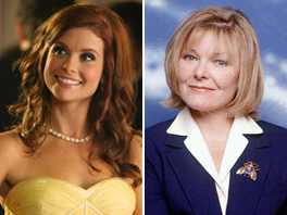 Cancelled casting: Joanna Garcia and Jane Curtin