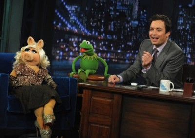 Muppets on Late Night With Jimmy Fallon