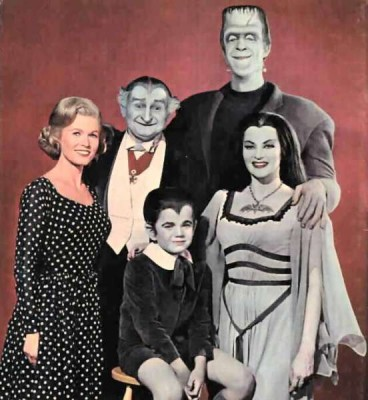 The Munsters remake