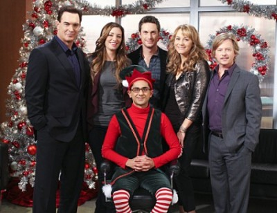 Rules of Engagement canceled season seven