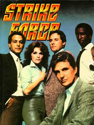 Strike Force TV series