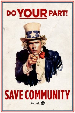 Save Community poster