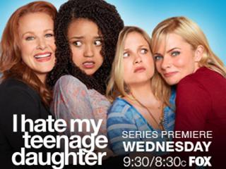 I Hate My Teenage Daughter ratings