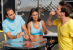 Fear Factor canceled over donkey stunt?