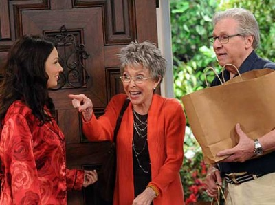 Happily Divorced season two