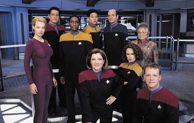 Star Trek: Voyager reunion