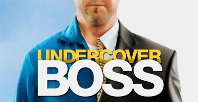 Undercover Boss ratings