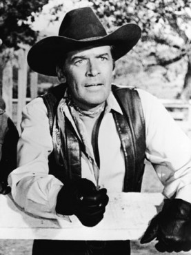 Peter Breck  on Big Valley