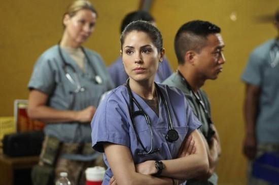 Combat Hospital canceled, no season two