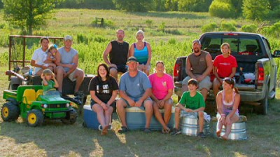 My Big Redneck Vacation season two