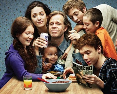 Shameless season three