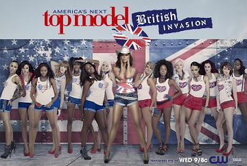 Americas Next Top Model ratings