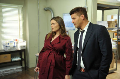 Bones renewal season 8