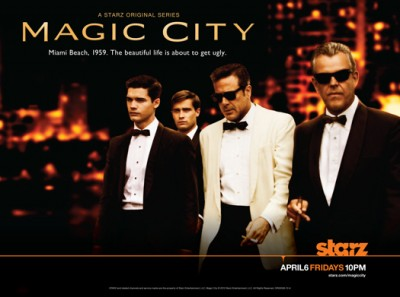 Magic City renewed season two