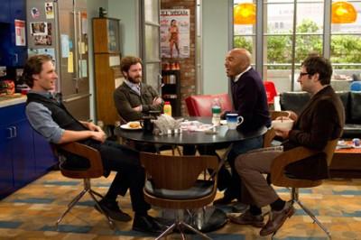 Men at Work TV show
