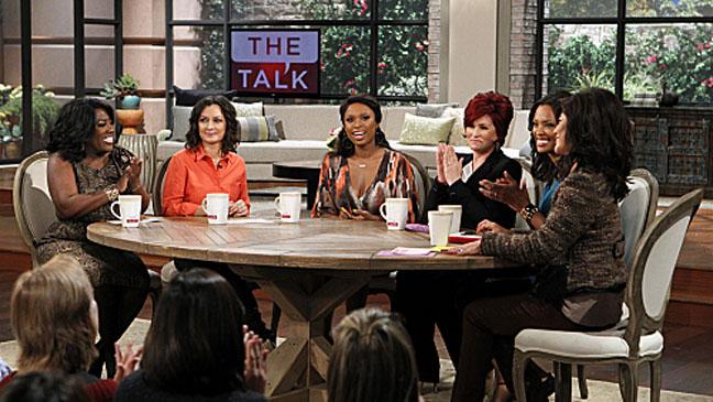 The Talk season three