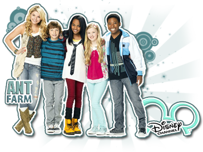 season two of ANT Farm