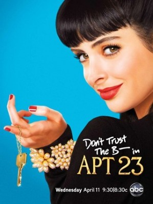 tv ratings for Dont Trust the B in Apartment 23