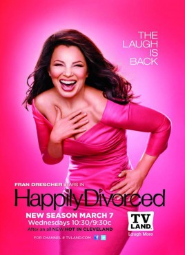 season two ratings for Happily Divorced
