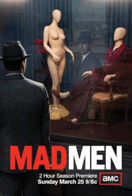 TV ratings for Mad Men on AMC
