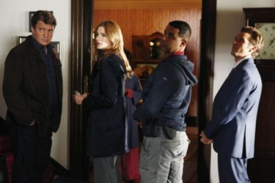 Castle gets season 4 on ABC