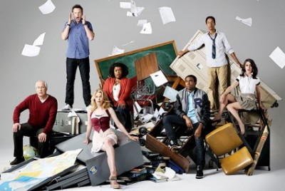 season four renewal for Community on NBC