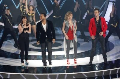 Duets - Kelly Clarkson, John Legend, Jennifer Nettles and Robin Thicke