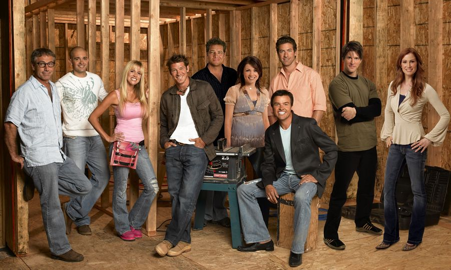 Extreme Makeover: Home Edition - canceled TV shows - TV ...