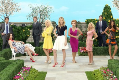 ABC's GCB TV series