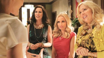 GCB season two cancelled on ABC