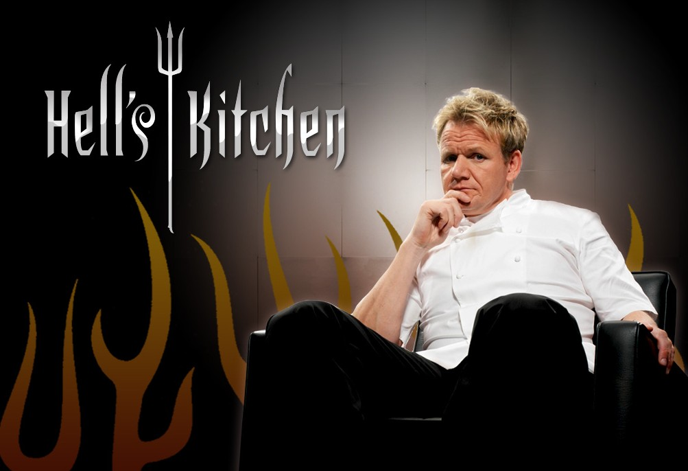Marvelous Hells Kitchen Seasons 19 And 20 Fox Series Officially Beutiful Home Inspiration Semekurdistantinfo