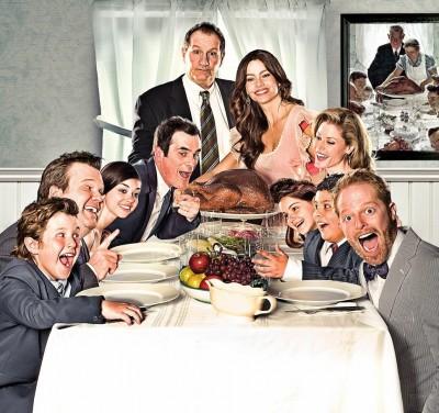 season four Modern Family