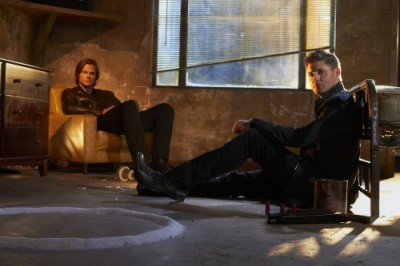 Supernatural TV series renewed.