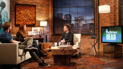 season two for Talking DEad
