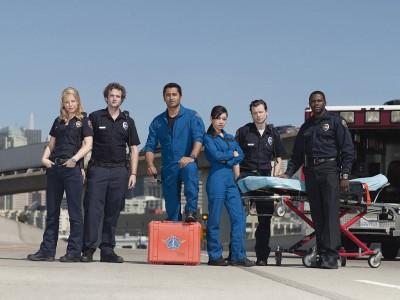 Trauma TV show cancelled by NBC