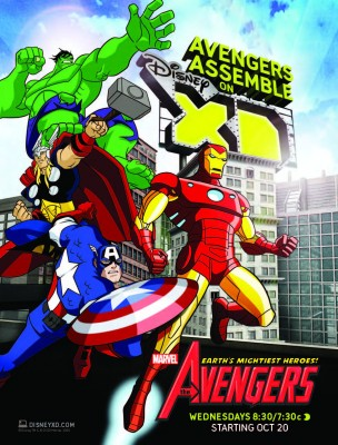 canceled Avengers: Earth's Mightiest Heroes