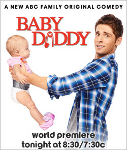 TV ratings for Baby Daddy on ABC Family
