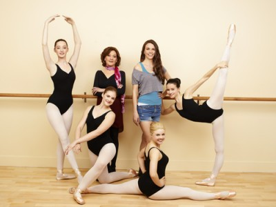 ABC Family Bunheads TV series