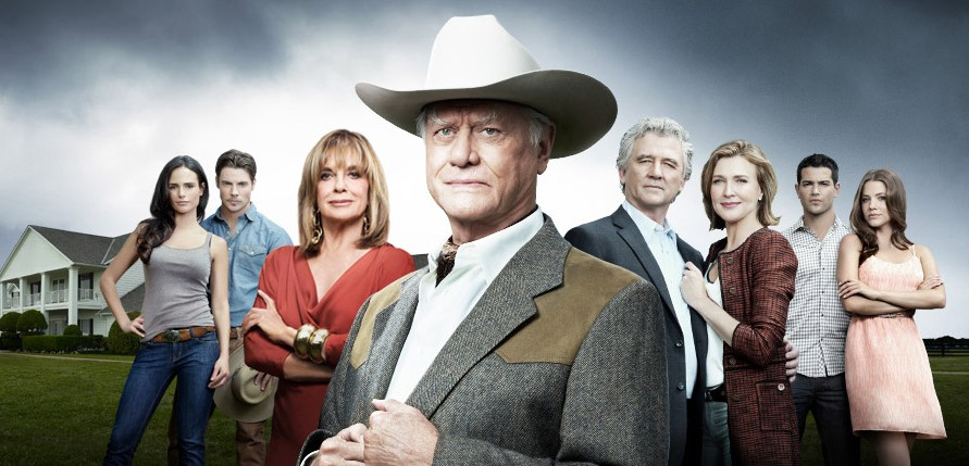 Image result for Dallas on TV series images